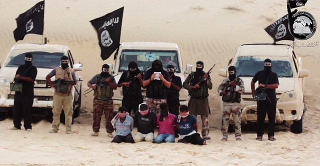 L'Etat islamique recule-t-il vraiment ?