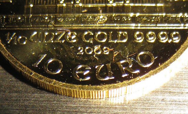 Brexit : les investisseurs se ruent sur l'or