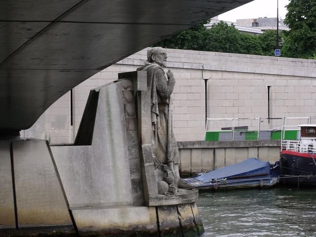 Les crues historiques de la seine depuis 1658