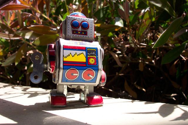l�horreur catastrophique de ces robots partout contrepoints