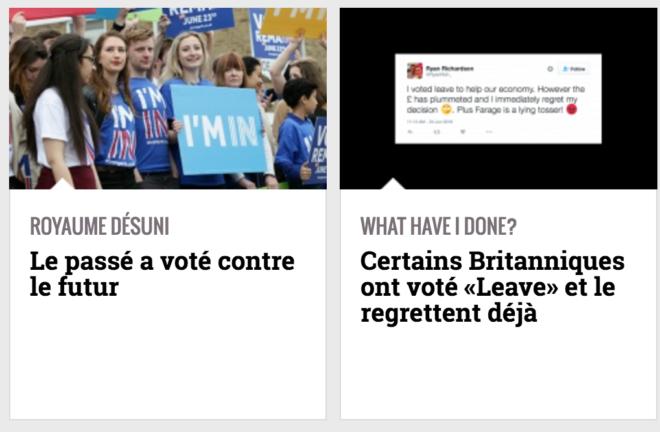 Vote pro-Brexit