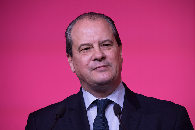 J-C Cambadélis mars 2015-Parti Socialiste(CC BY-NC-ND 2.0)