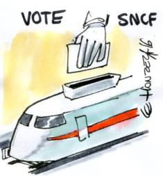 Vote sncf rené le honzec