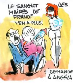 maires de France rené le honzec