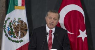 La tourmente turque profite pour l'instant à Erdogan