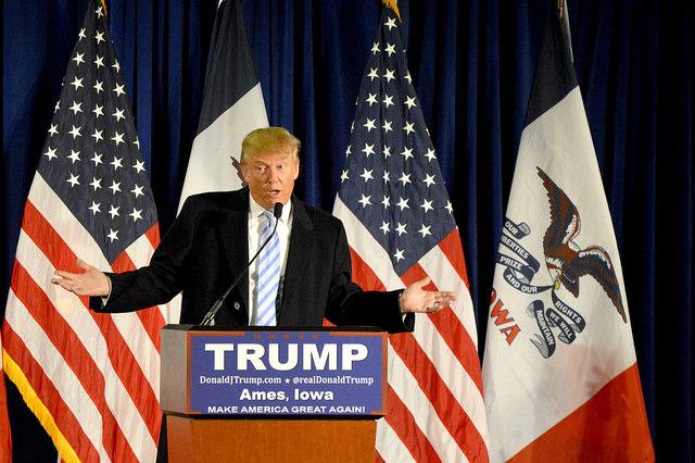 Donald Trump ment sur le libre-échange