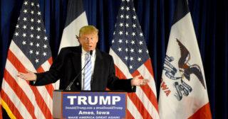 Trump ne cèdera pas sur le réchauffement climatique