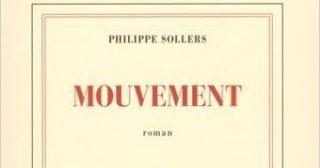 Mouvement, de Philippe Sollers