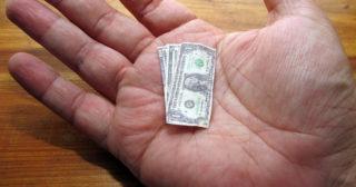 Quand la monnaie papier a remplacé l'or (1)