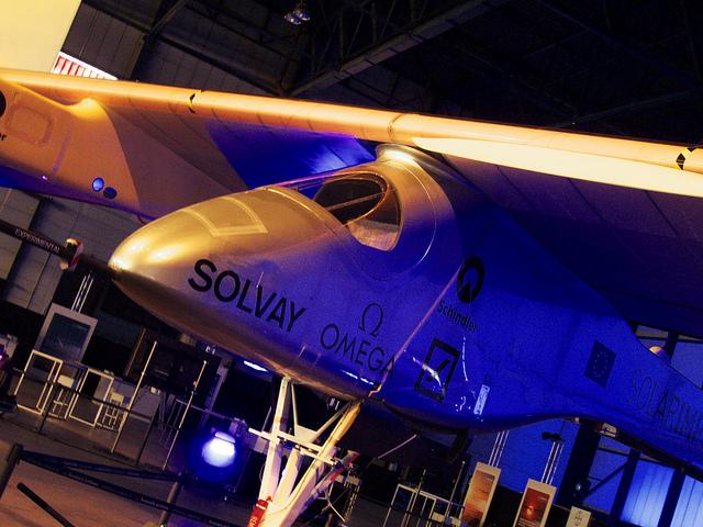 L'Inutile Odyssée de Solar Impulse