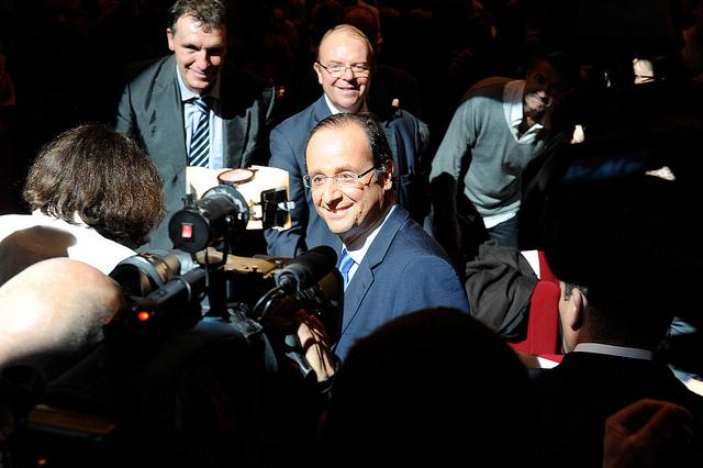 François Hollande, président perdu