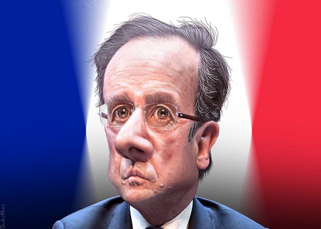 Naufrage démocratique, Hollande et la droite responsables