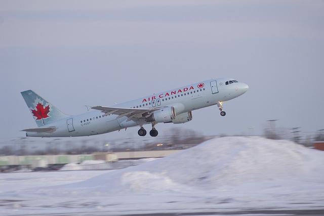 Air Canada : entretien d'avions aux USA, enfin une sage décision !