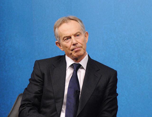 Guerre en Irak : la faute de Tony Blair