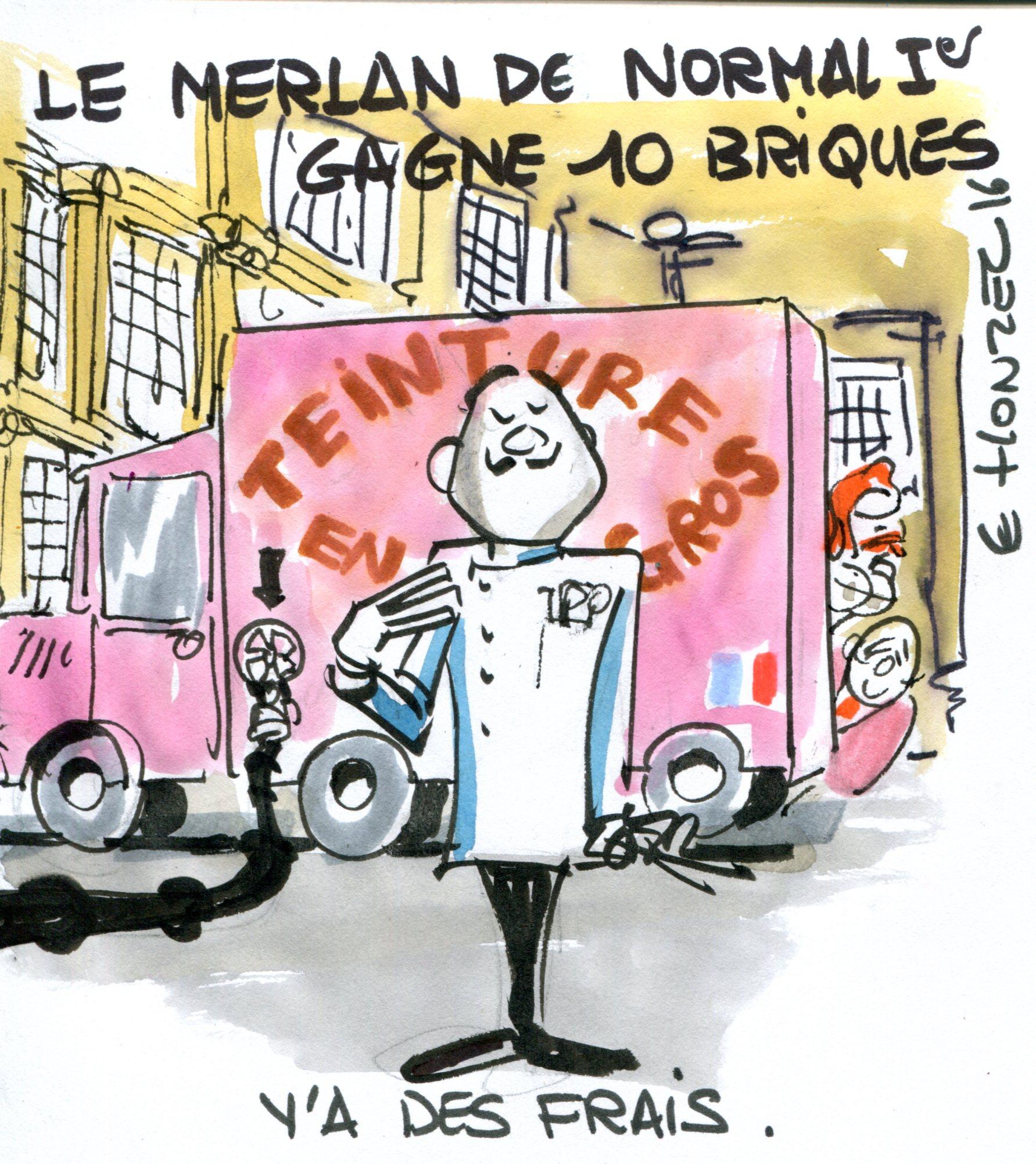 Coiffeur de François Hollande (Crédits René Le Honzec-Contrepoints.org, CC-BY 2.0)