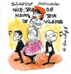 Nice : jeux de nains, jeux de vilains !