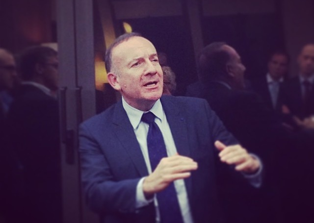 Pierre Gattaz by Cyril Attias(CC BY-NC-ND 2.0)