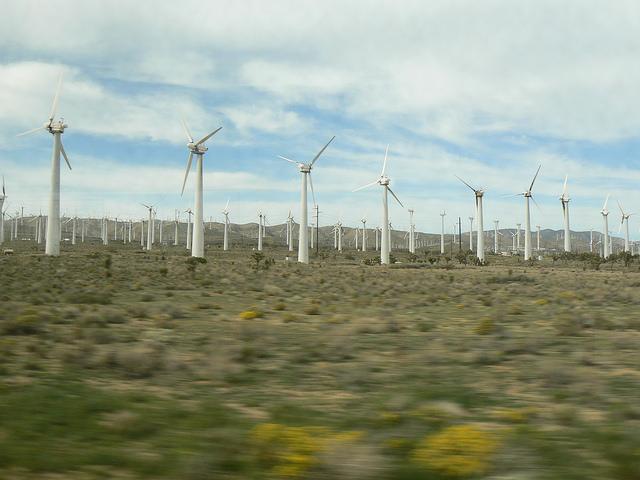 """""""Parcs"""" éoliens : une manipulation linguistique"""