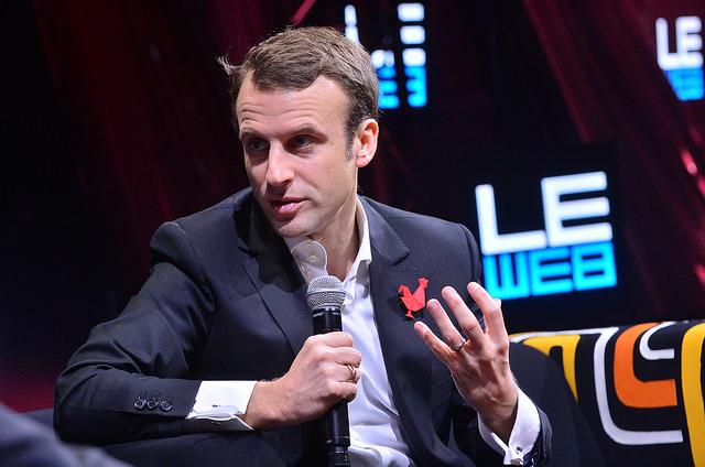 Ce gros trou dans le programme économique d'Emmanuel Macron