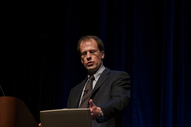 Nick Bostrom transhumaniste