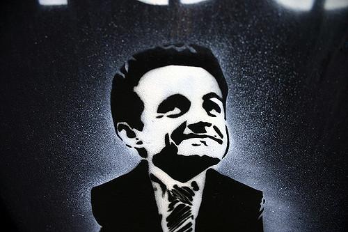 L'image dégradée du candidat Sarkozy