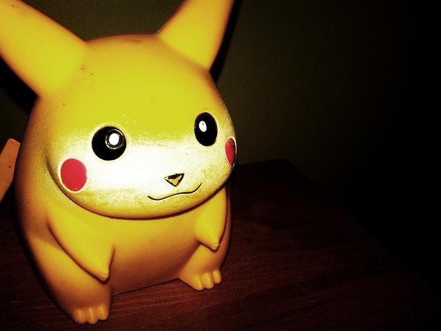 Un député LR veut réglementer Pokemon Go, misère...