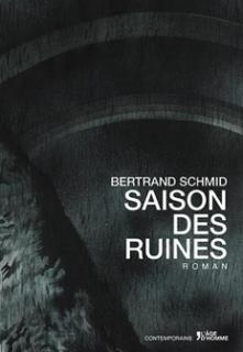 Bertrand Shmid saison des ruines