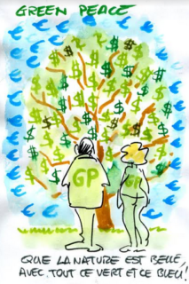 greenpeace rené le honzec