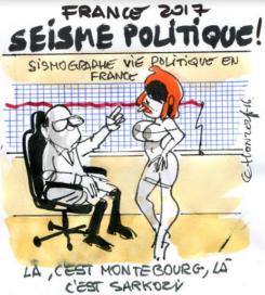 France 2017 : séisme politique !