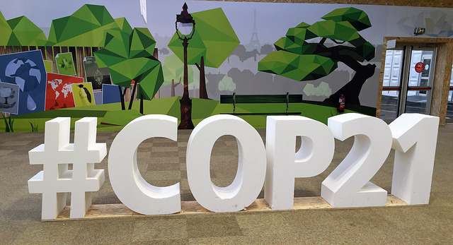 Ratification de la COP21 : un grand barnum