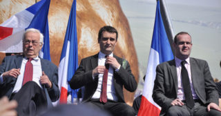 Florian Philippot, de Chevènement à Le Pen