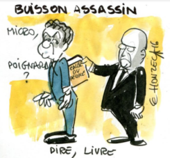 Buisson assassine Sarkozy
