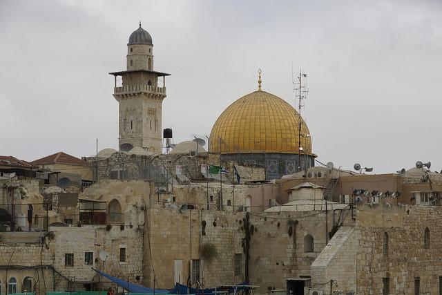 Open Jerusalem, l'ouverture digitale d'un fragment d'histoire