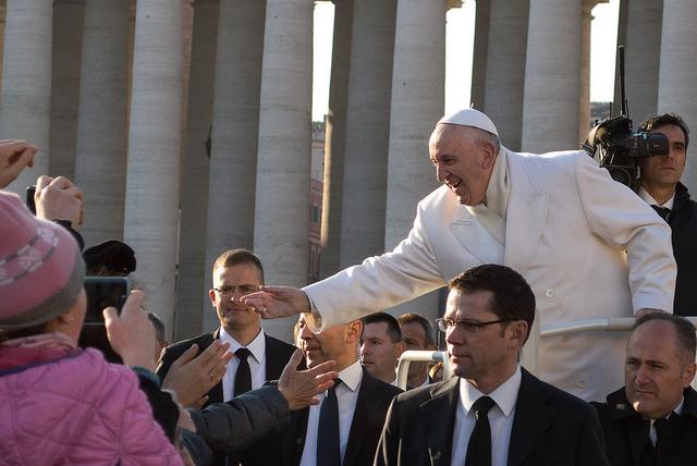 Le Pape François, anti-libéral et démago