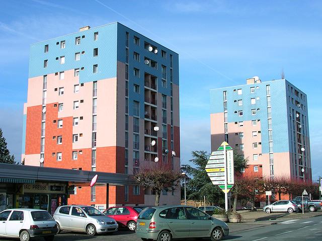 La France construit 40% des logements sociaux en Europe