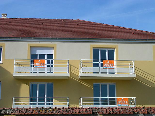 taxe rente immobilière