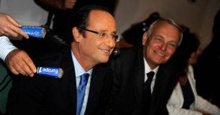 Présidentielles : Hollande renonce