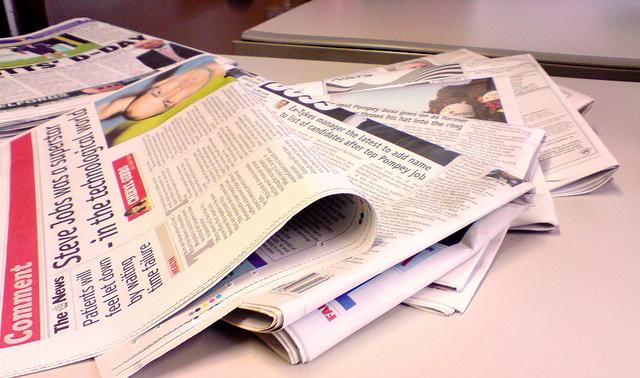 Vers la fin de la liberté de la presse