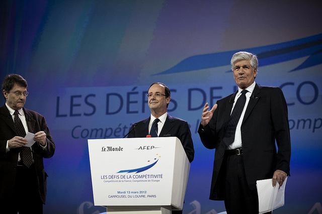 La France rêvée du Président Hollande