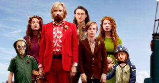 """Captain fantastic"" de Matt Ross"