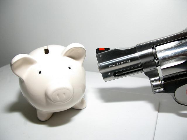 Comment l'État, rentier, devient voleur