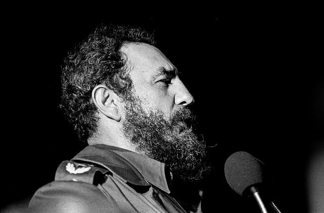 Fidel Castro-Havana-1978 by Marcelo Montecino(CC BY-SA 2.0)