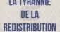 La tyrannie de la redistribution, de Thierry Afschrift