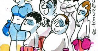 François Fillon remporte la primaire de la droite : le regard de notre dessinateur
