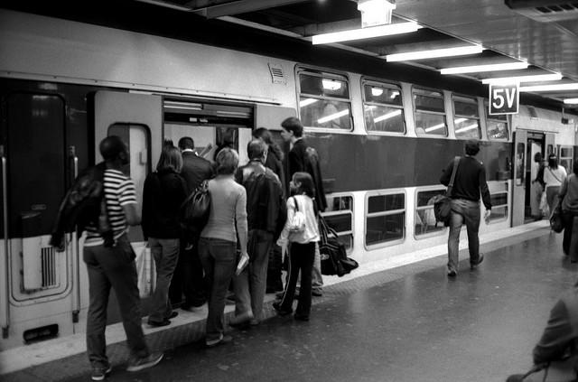 Île-de-France : la gratuité des transports n'impressionne plus