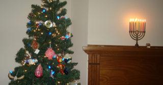 Noël et H'anoucca : deux fêtes « de fin d'année » ?