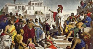La Grèce antique à la découverte de la liberté (1)