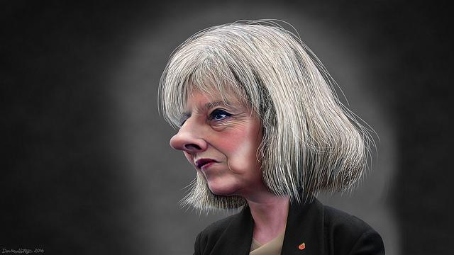 Et Theresa May choisit le hard Brexit