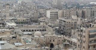 L'étrange bataille d'Alep