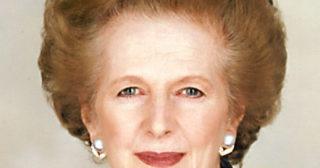 Margaret Thatcher : une politique qui a fait ses preuves